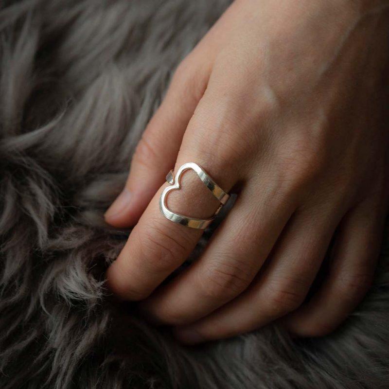 Sydankuvioinen_sormus